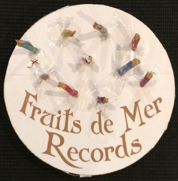 Fruits de Mer Records cake