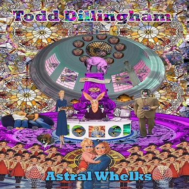 Todd Dillingham Astral Whelks