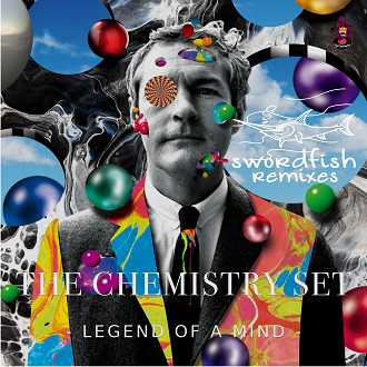 The Chemistry Set legend of a mind cd
