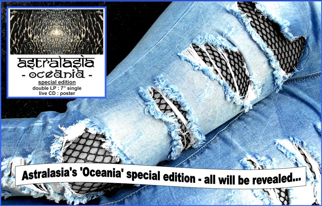 revealing the astralasia oceania special edition