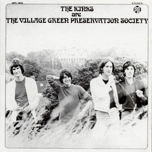 The Kinks Village Green